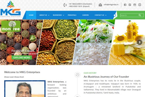 MKG Enterprises